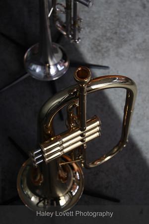 Nick Jaian trumpet