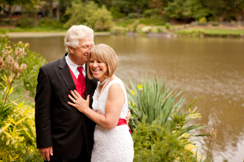 wedding portraits on the water milwaukie