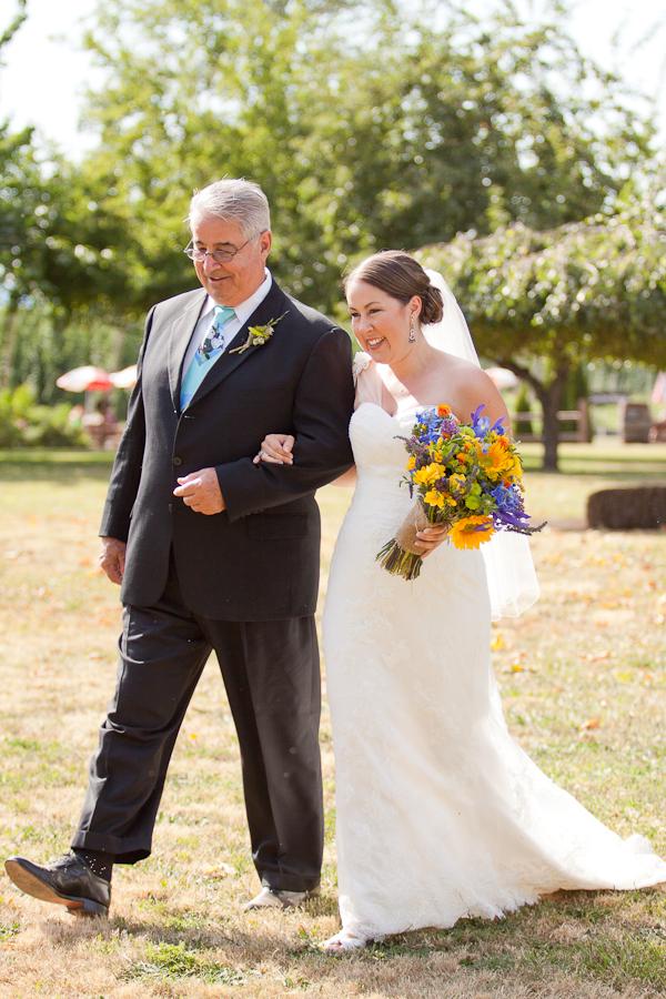Rogue Farm Wedding Independence Oregon