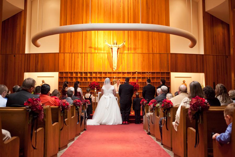 st francis church wedding oregon