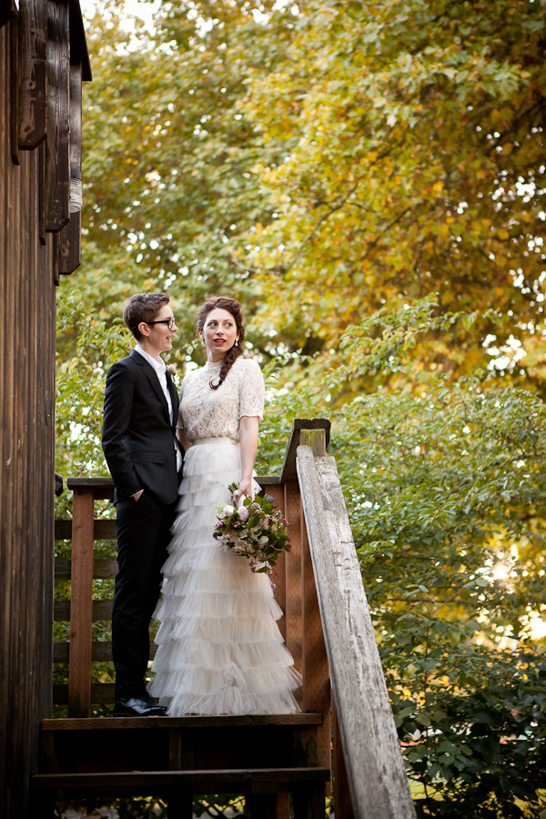 fall wedding venue seattle