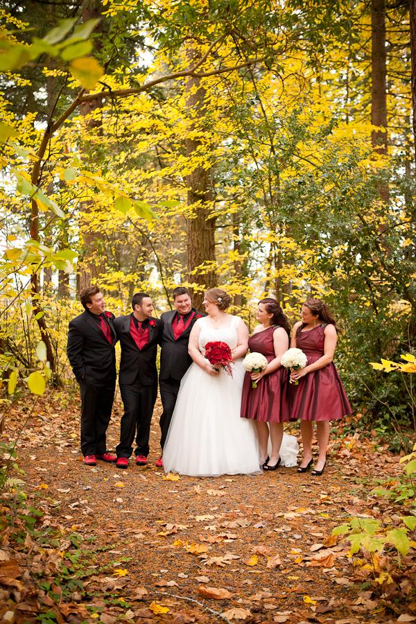 sherwood oregon wedding
