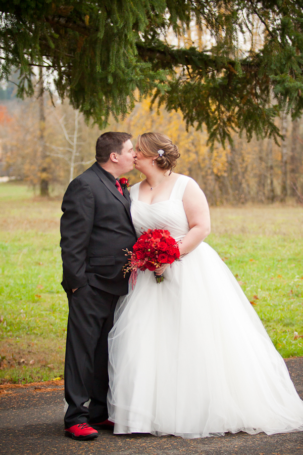 sherwood oregon wedding photographer