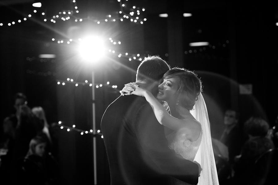 first_dance_lodge_mountain_park_wedding