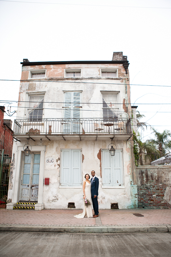 Race And Religious Wedding Venue New Orleans