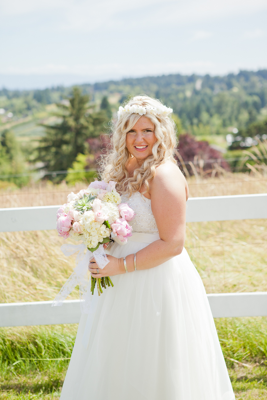 oregon bridal portraits