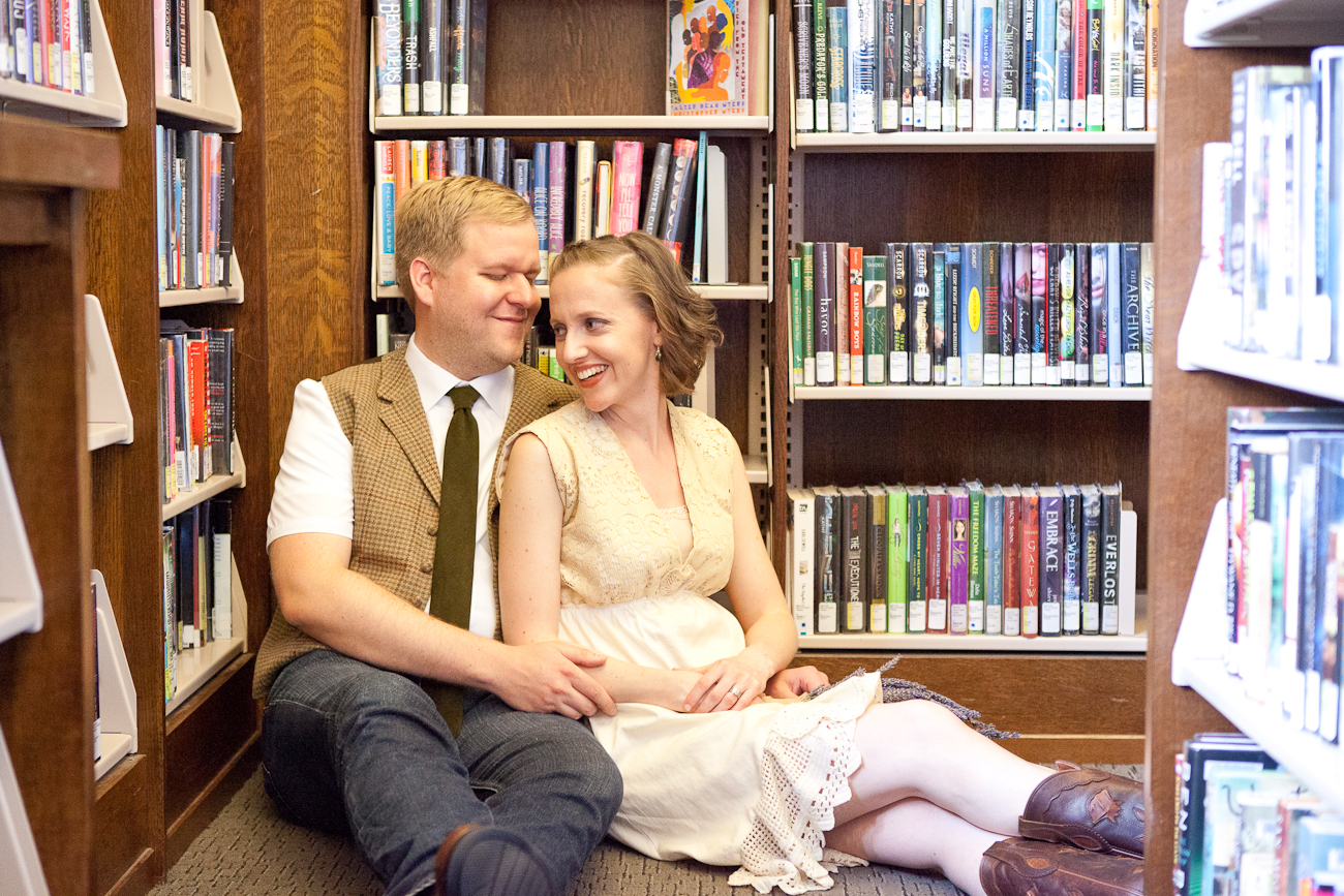 north_portland_library_wedding_pictures