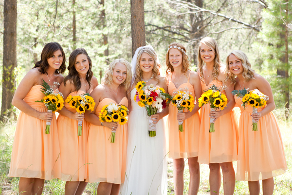 salmon-peach-bridesmaid-dresses
