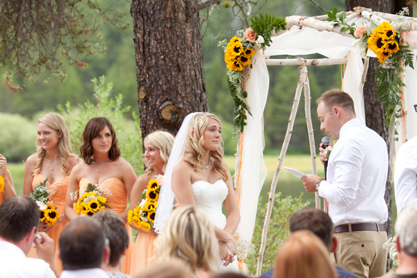 wedding-arch-trees-sunflowers