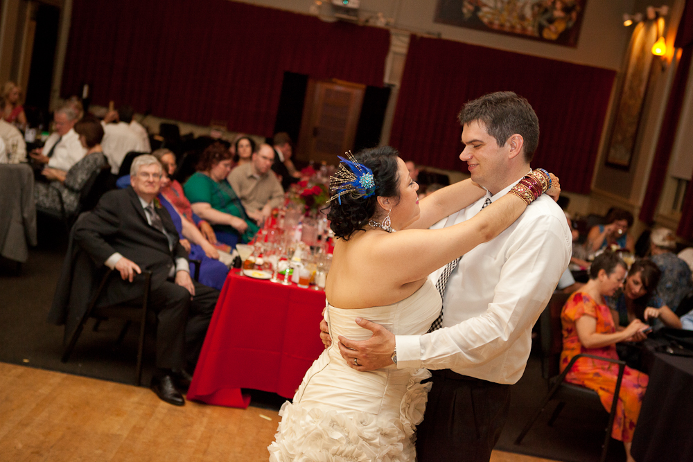 first-dance-reception-compass-room