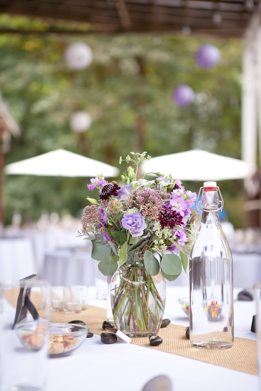 light-purple-lavendar-wedding-flower-centerpieces