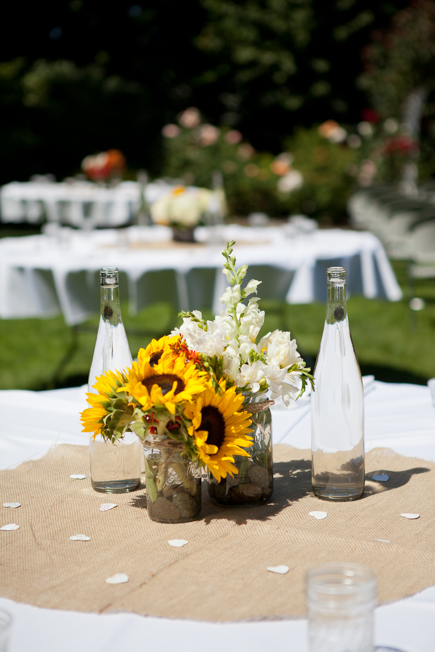 sunflower_table_centerpieces