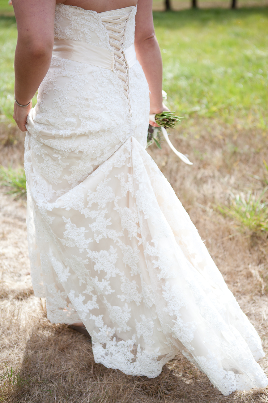 wedding-dress-lace-overlay-off-white-strapless-satin-sash-oregon
