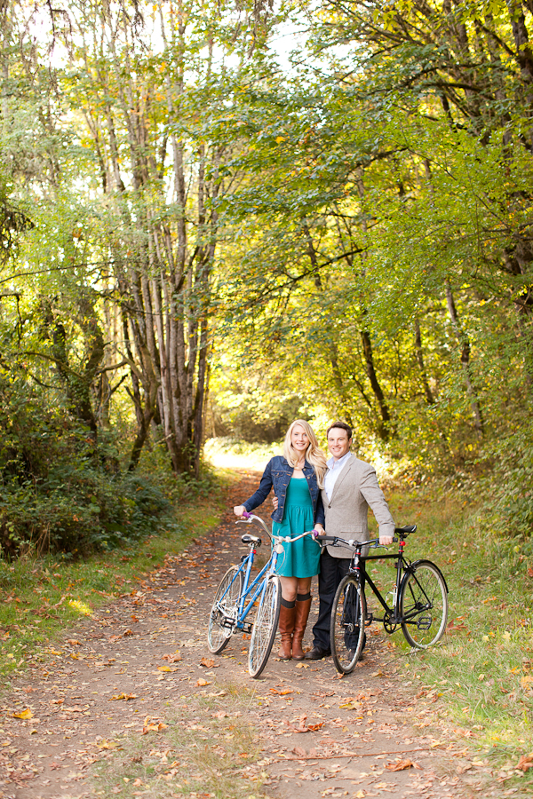 portland engagement sauvie island oregon