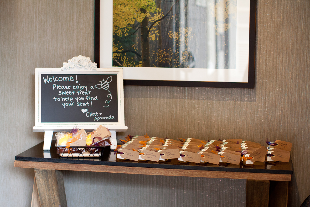 snoqualmie-falls-honey-guest-favors-table-cards