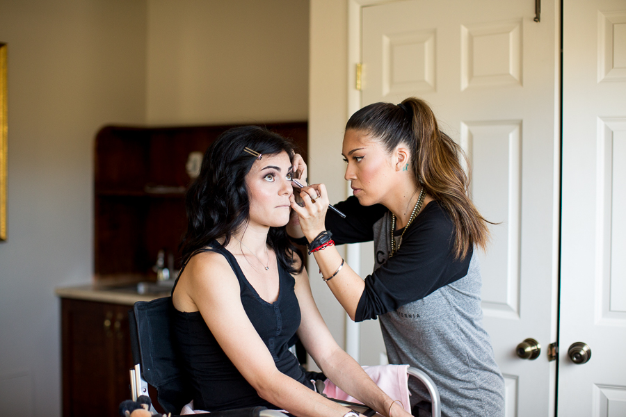 bridesmaids makeup malibu wedding-1